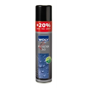 Woly Protector 3x3 Spray Impermeabilizzante